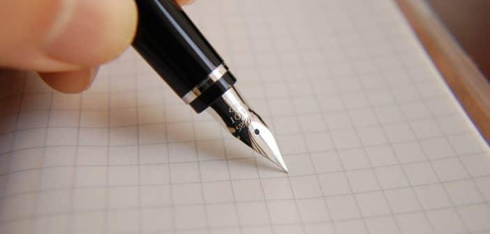 4 conseils pour bien rédiger une lettre de motivation